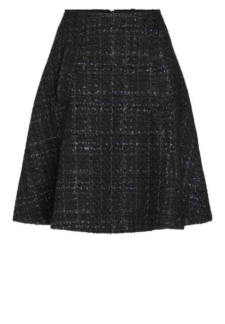Tweed Rok Bafty