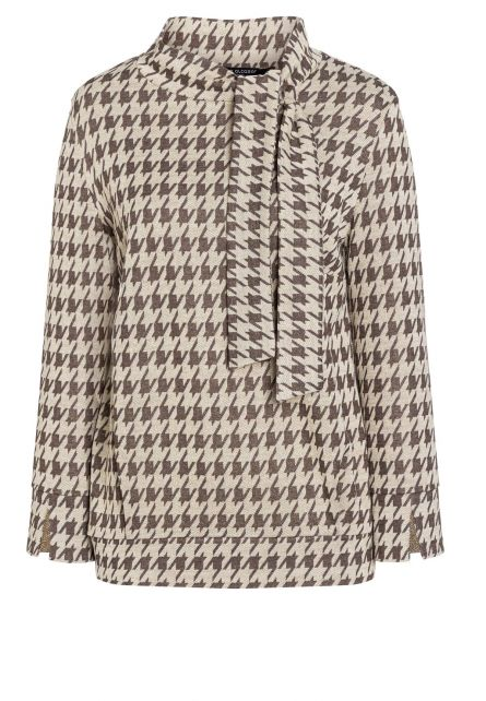 Houndstooth Shirt Beiras