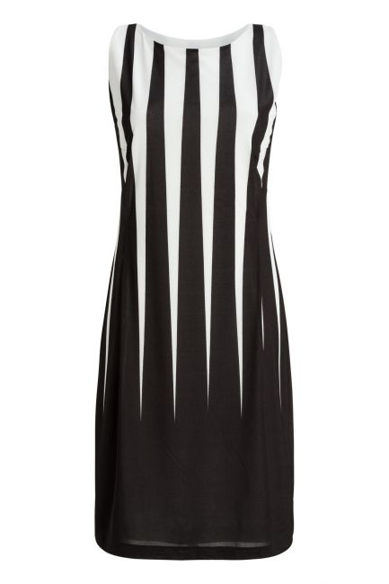Ana Alcazar Stripe Dress Maris