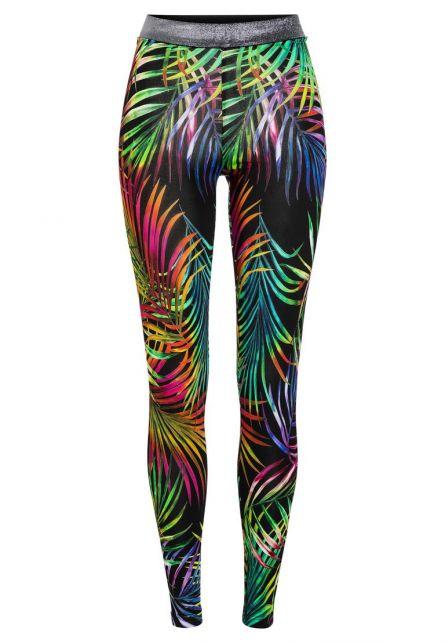 Ana Alcazar Leggings Niktos Multicoloured