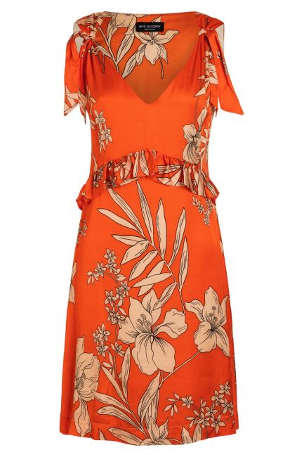 Ana Alcazar Summer Dress Ziaky
