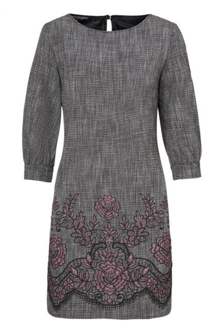 Ana Alcazar Sleeve Dress Omorni