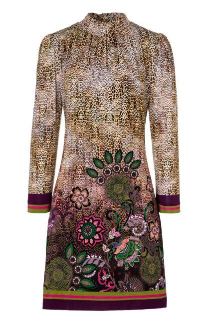 Ana Alcazar Deco Dress Phaedra