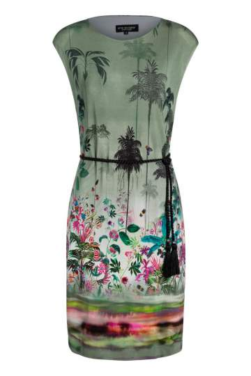 Ana Alcazar Palms Dress Nizzys