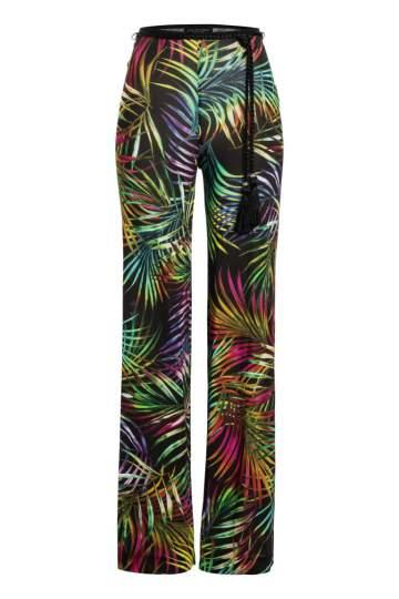 Ana Alcazar Printed Pants Norewa