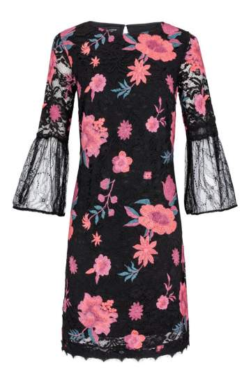 Ana Alcazar A-Linien Kleid Keyflora