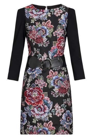 Ana Alcazar Flower Dress Kyris