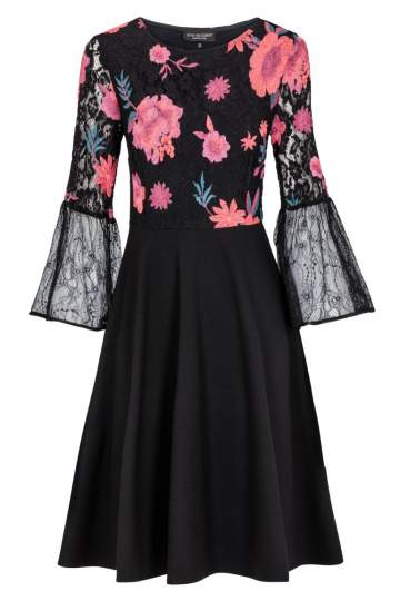 Ana Alcazar Empire Kleid Keyflores