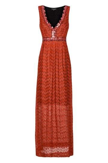 Ana Alcazar Maxi Dress Fancis