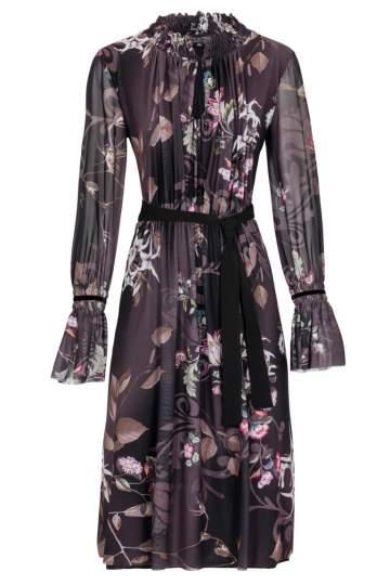 Ana Alcazar Blouse Dress Kaceya