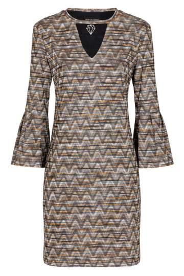 Ana Alcazar A-Linien Kleid Kosimea