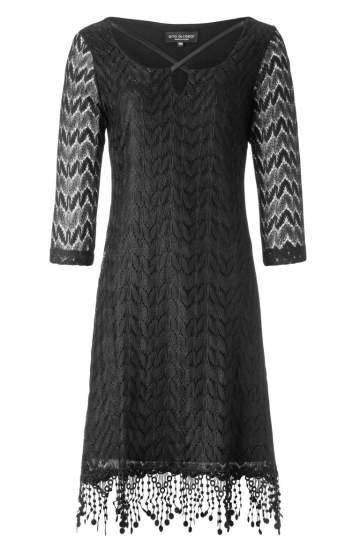 ana alcazar Crochet Dress Anjuvery