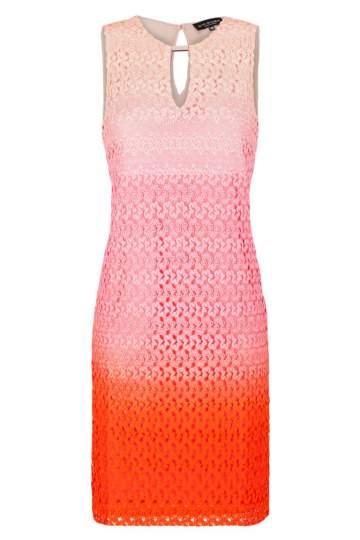 Ana Alcazar A-Shaped Dress Pink Famony