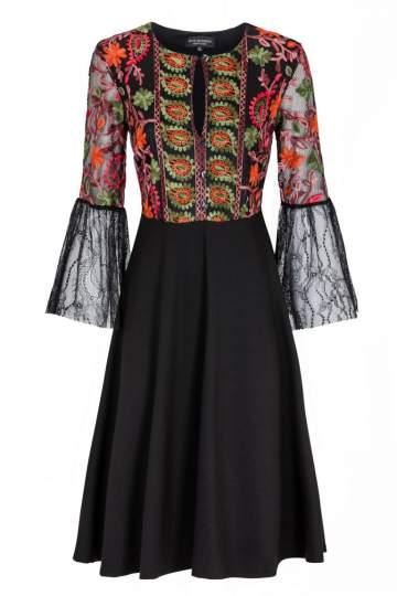 Ana Alcazar Lace Dress Keniea