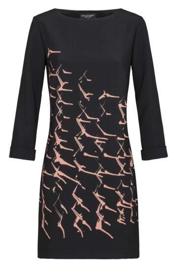 Ana Alcazar A-Linien Kleid Kea Rose