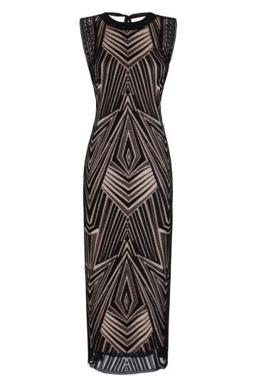 Ana Alcazar Maxi  Dress Felisas