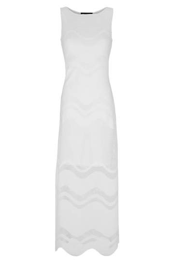 Ana Alcazar Maxi Dress Genas
