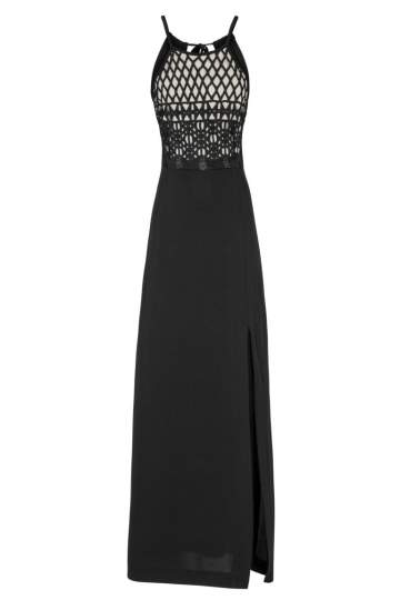 ana alcazar Black Label Maxikleid No. 80