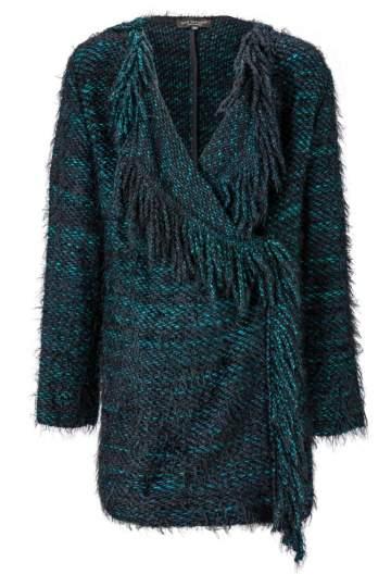 ana alcazar Wool Coat Zynthia
