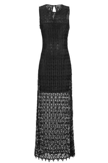 ana alcazar Lace Maxi Dress Belaromy
