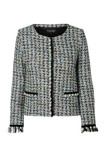Ana Alcazar Tweed Jacket Oria