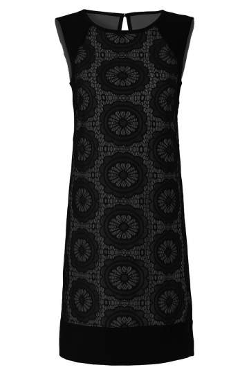 Ana Alcazar Crochet Dress Willow