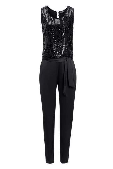 Ana Alcazar Black Label Jumpsuit Juvenyra
