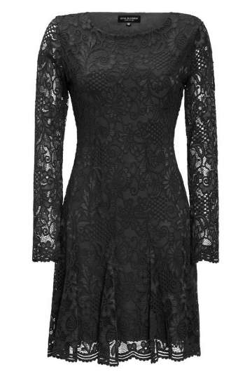 Ana Alcazar Lace Tunic Dress Leybessy