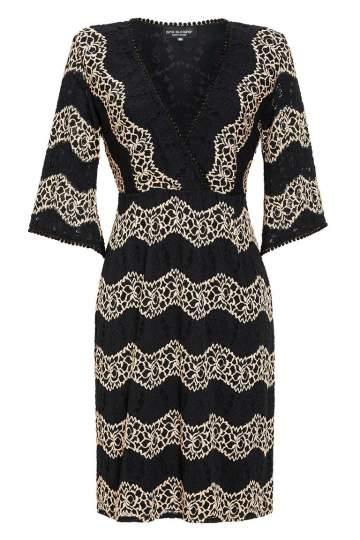 Ana Alcazar Crochet Dress Leandra