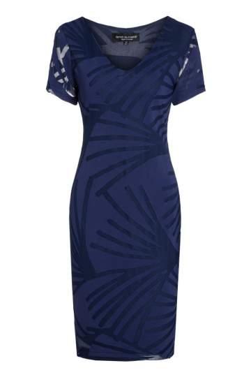 Ana Alcazar Simple Dress Merleiwy