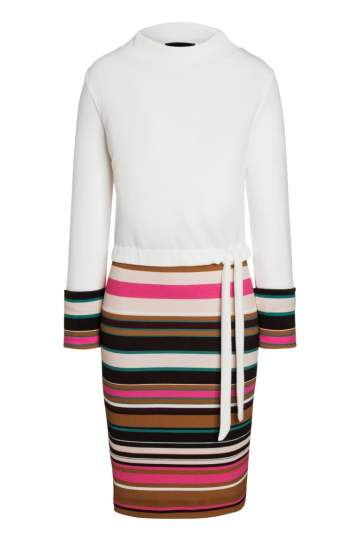 Ana Alcazar Mix Dress Penewe