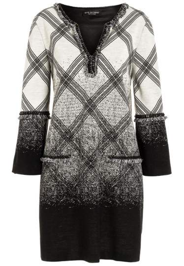 Ana Alcazar Graphic Tunic Dress Rava