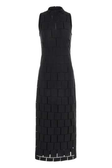 Ana Alcazar Maxi Dress Samita Black