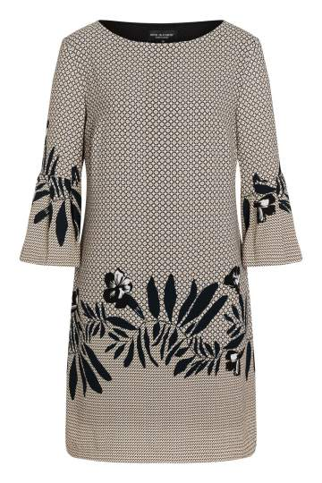 Ana Alcazar Sleeve Dress Serone