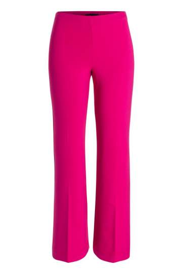 Ana Alcazar Cropped Pants Onildy Pink