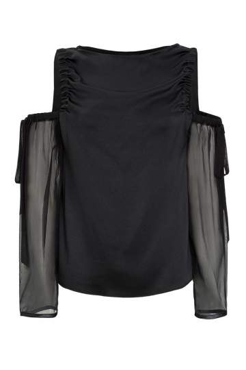Ana Alcazar Cut-Out Top Laety