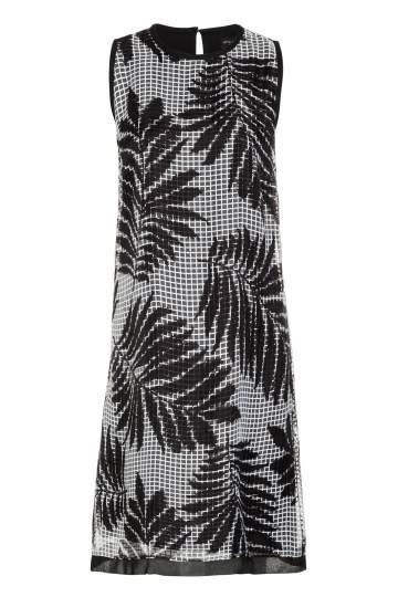 Ana Alcazar A-Linien Kleid Mattida