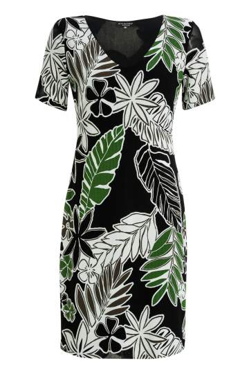 Ana Alcazar Print Dress Margrety