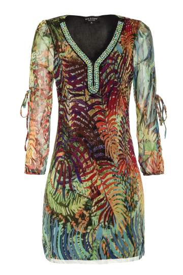 Ana Alcazar Tunic Dress Moleara