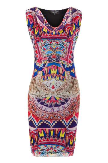 Ana Alcazar Shift Dress Melibessa