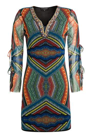 Ana Alcazar Tunic Dress Meritewa