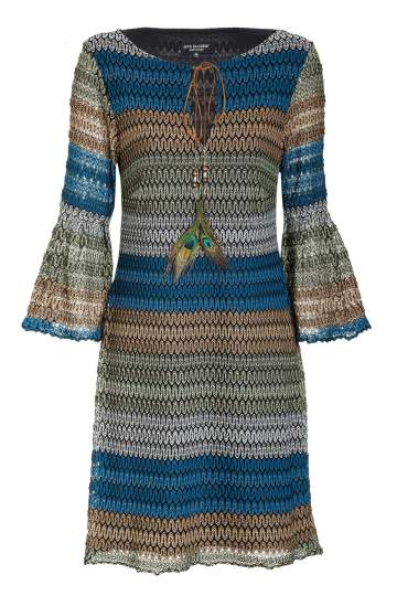 Ana Alcazar Tunic Dress Myrthane