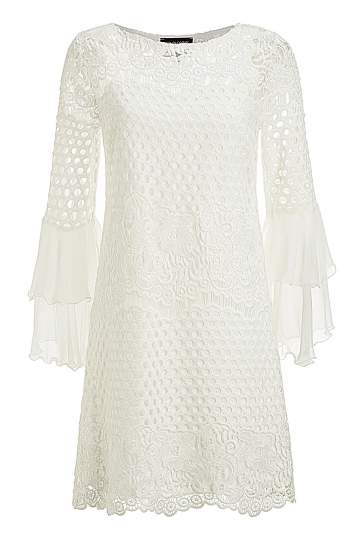 Ana Alcazar Lace Tunic Dress Maeliana