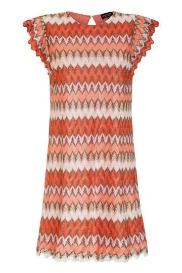 Ana Alcazar A-Linien Kleid Masikiona