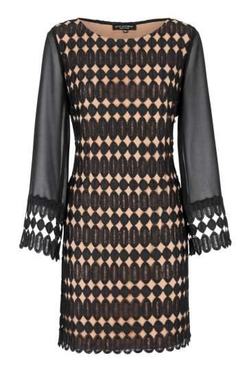 Ana Alcazar Tunic Lace Dress Geny