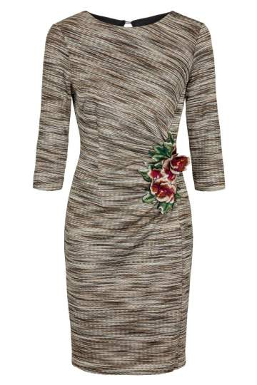 Ana Alcazar Wrap Dress Koppa