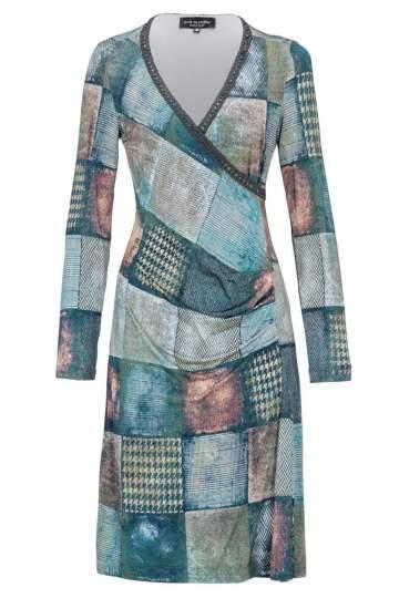 Ana Alcazar Wrap Dress Destony