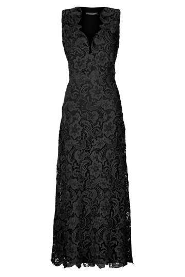 ana alcazar Maxikleid Black Label No. 12