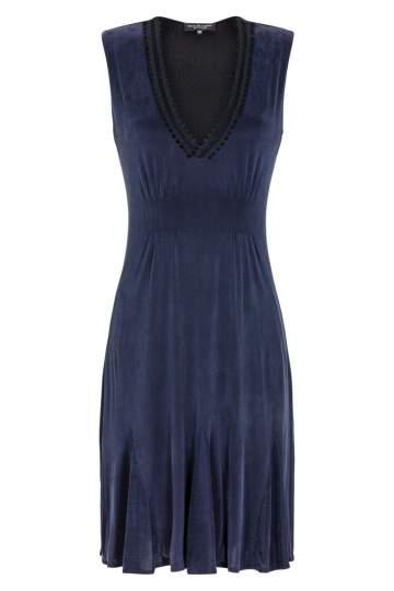 Ana Alcazar Waisted Dress