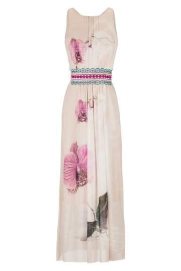 Ana Alcazar Maxi Dress Gesinis